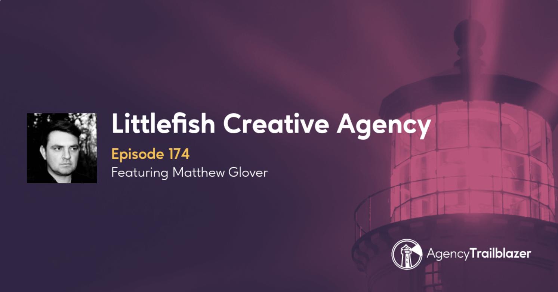 MD Mat talks #agencylife on Agency Trailblazers podcast